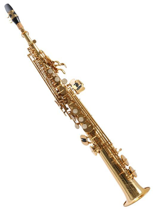 Classic Cantabile SS-450 Sopran Saxophone