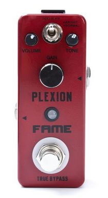 FAME Plexion Overdrive-Boost Distrotion