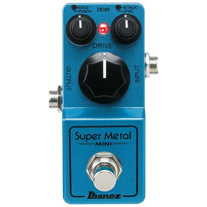 Ibanez SMMini Super Metal Effect pedal