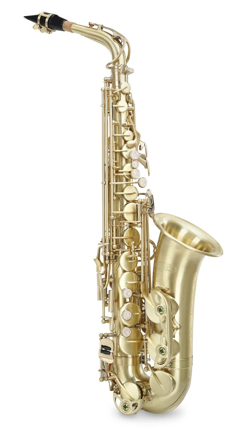 Classic Cantabile AS-450 Antique Brushed Alt Saxophone