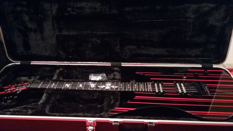 Schecter Synyster Electric guitar
