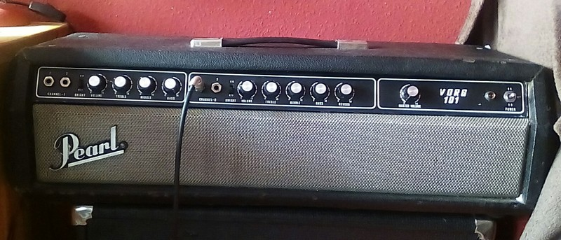 PEARL Vorg 101 Guitar amplifier