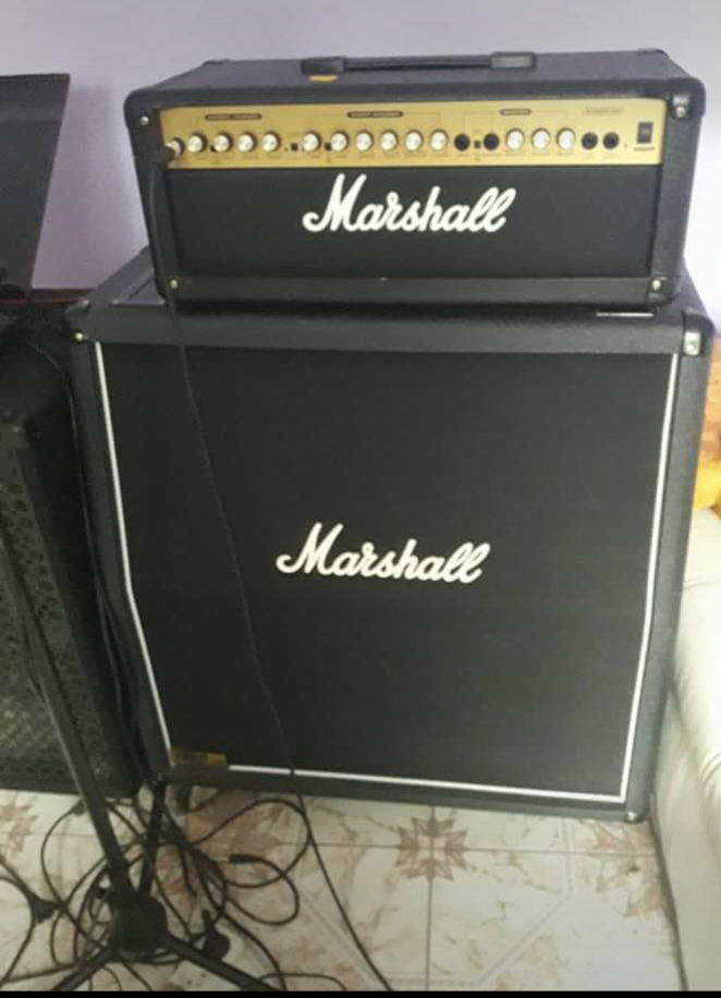 Marshall G100RCd Guitar amplifier