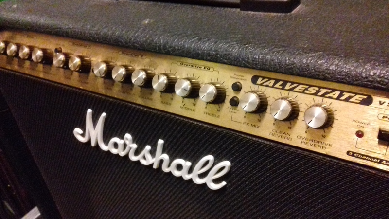 Marshall VS100 Gitarrecombo