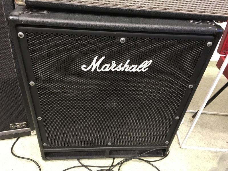 Marshall MBC 410 Bass box