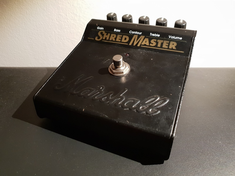 Marshall Shred Master Torzító
