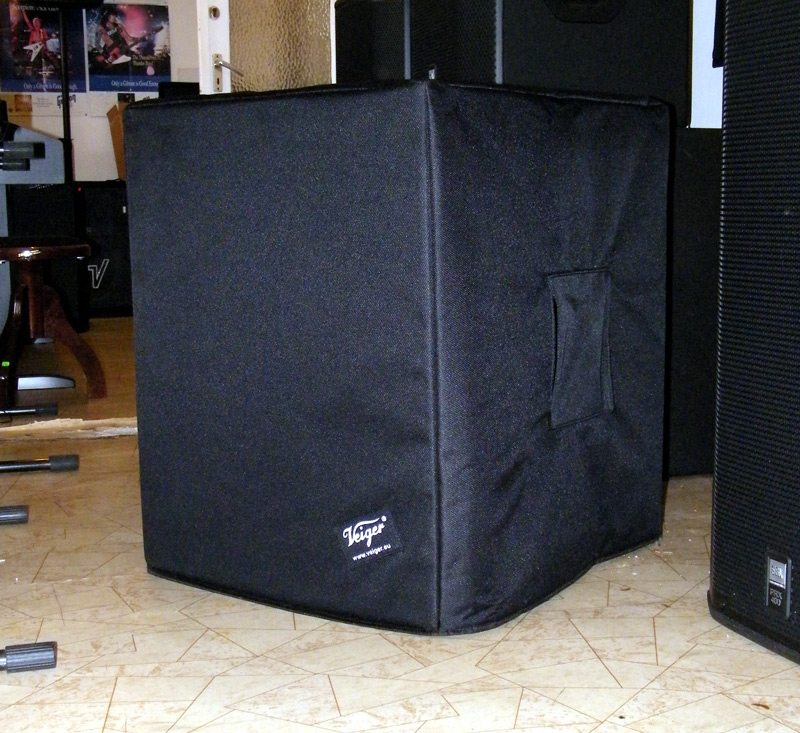 Veiger JBL sub tok Cover