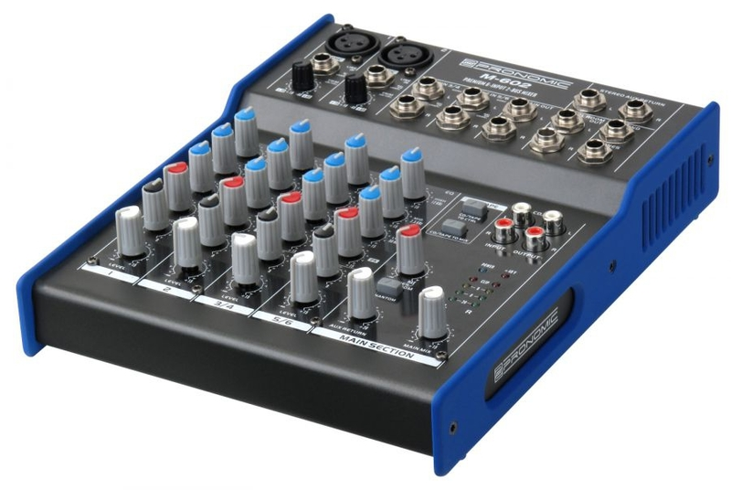 Pronomic M-602 mixer Keverő
