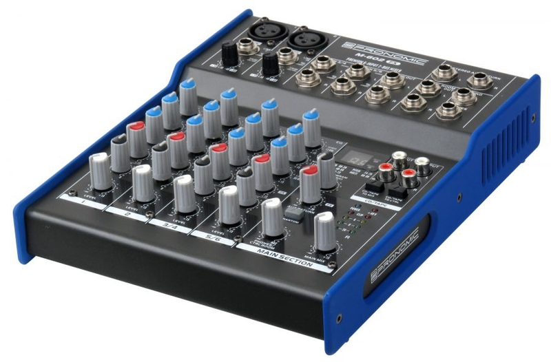 Pronomic M-602FX mixer Keverő