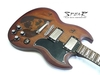 Spear S-100 S Electric guitar