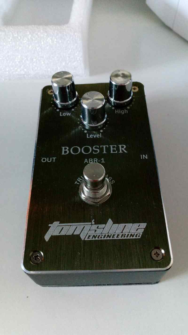 Tom Sline ABR-1 Booster