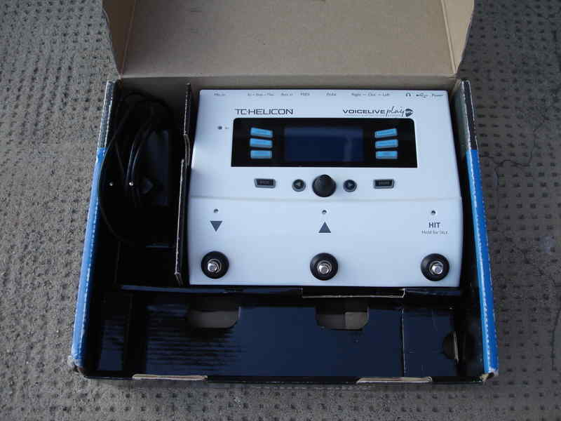 tc helicon voicelive play gtx manual