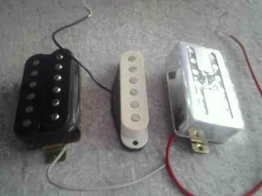 Squier Affinity strat Pickup