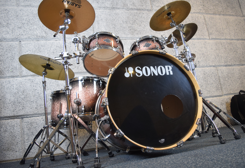 Sonor Select force s drive Drum