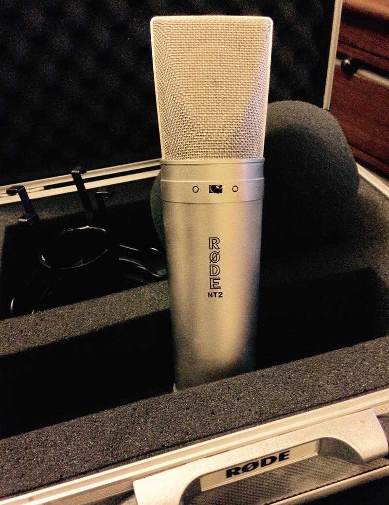 Rode NT2 Microphone