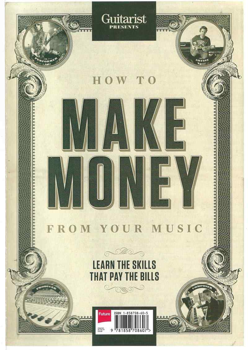 - How to make money from your music magazinebook Book