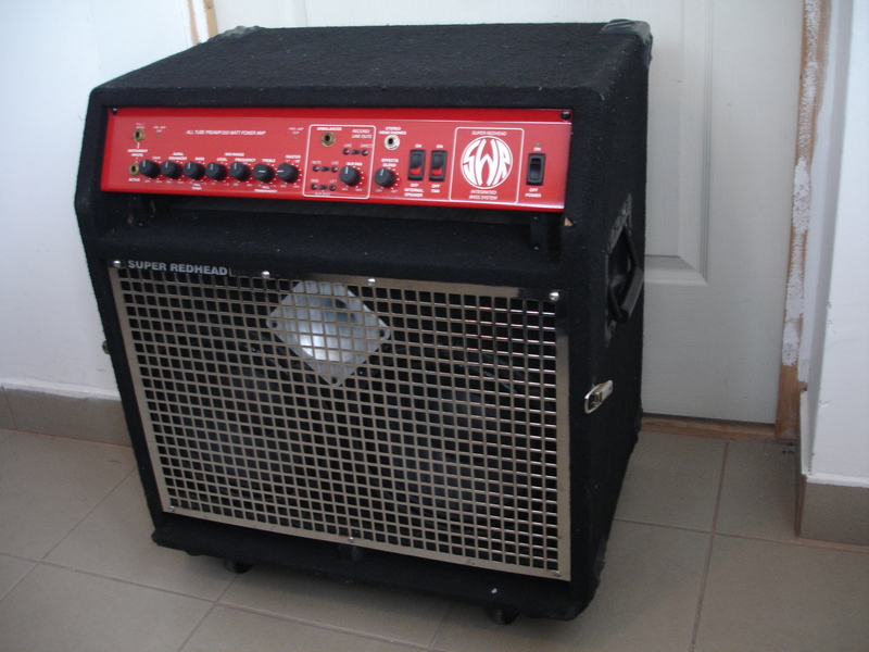 Swr super redhead bass amplifier combo, young teen story with pics erotic