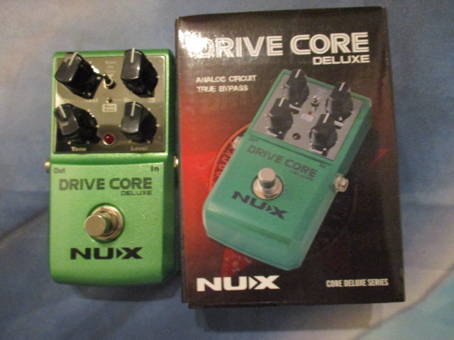 Nux Drive Core Deluxe Distrotion