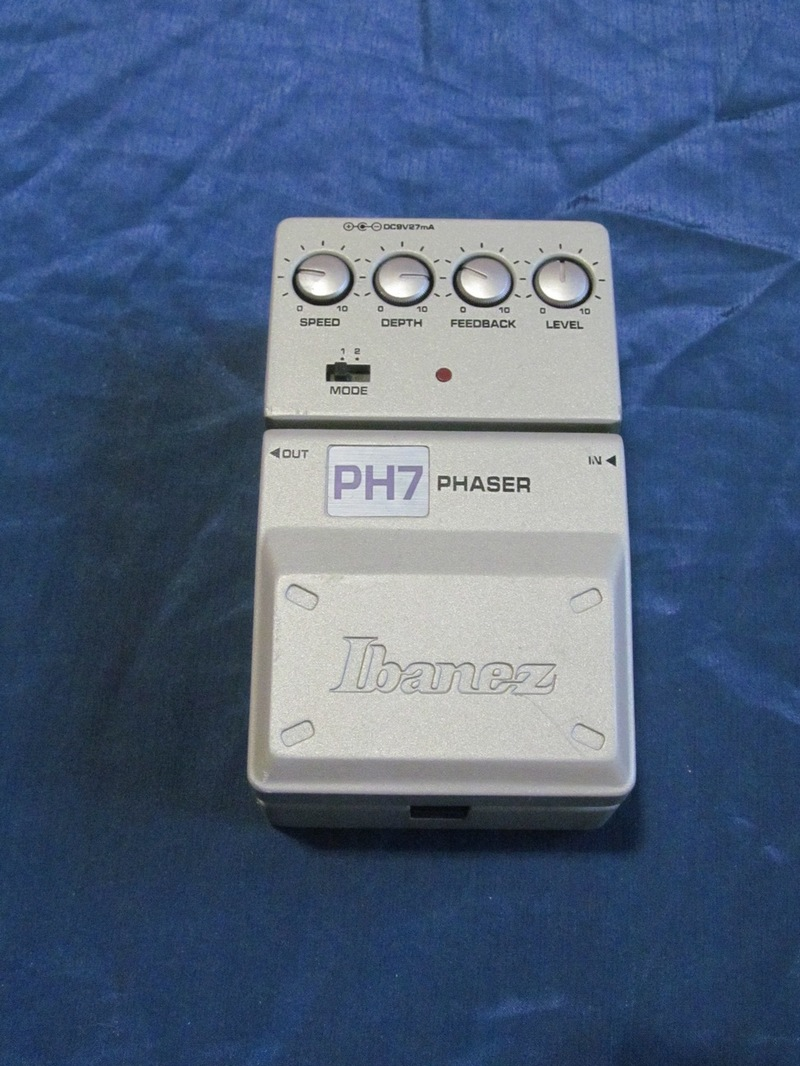 Ibanez PH7 Phaser Pedál