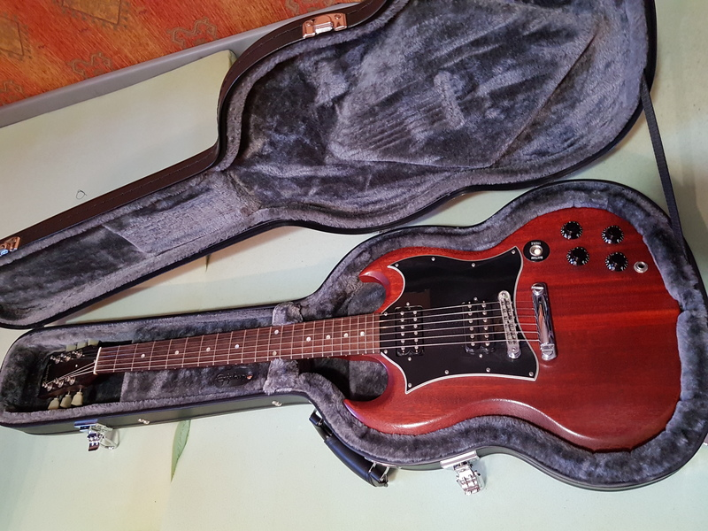 Gibson SG Special Electric guitar