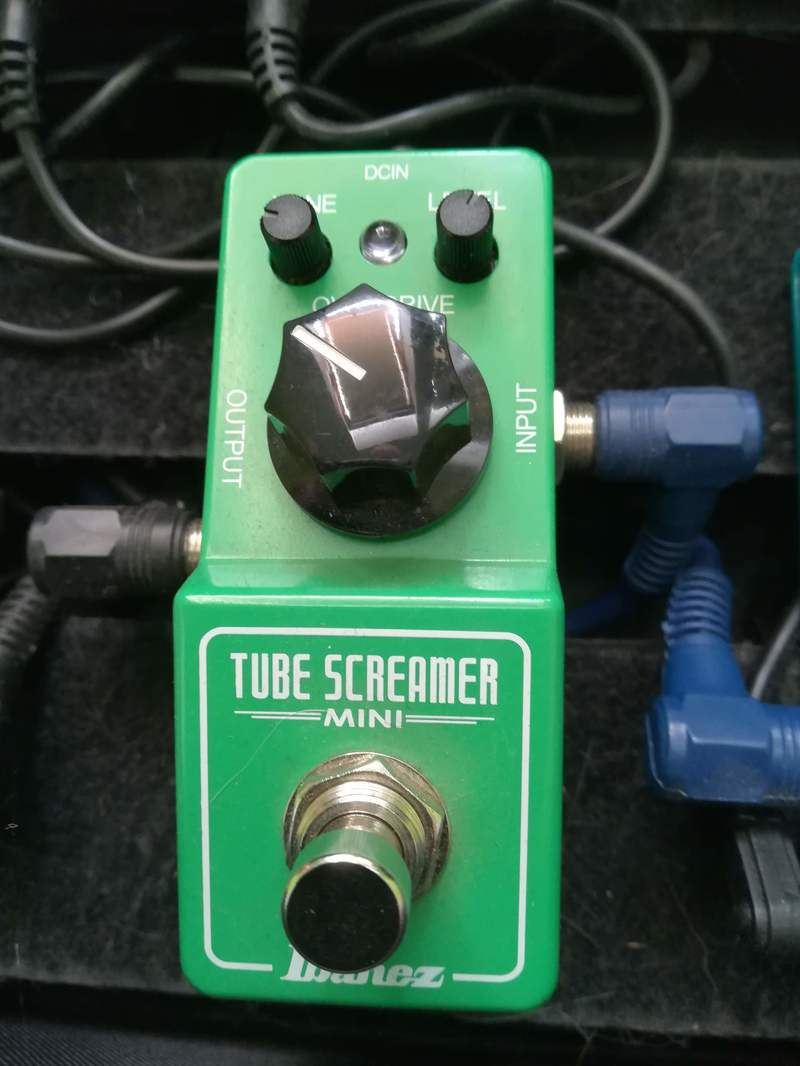 Ibanez Tubescreamer Mini Overdrive