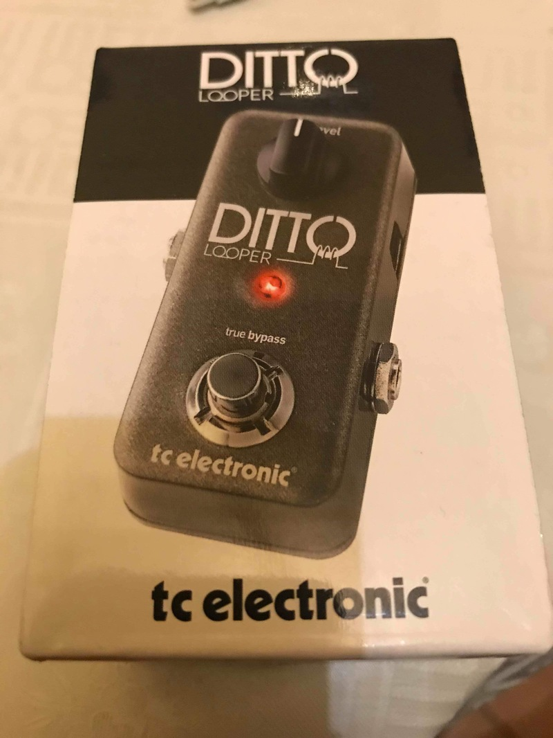 TC Electronic Ditto Loop station