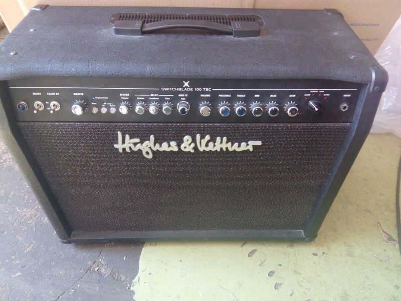 Hughes&Kettner Switchblade Guitar combo amp
