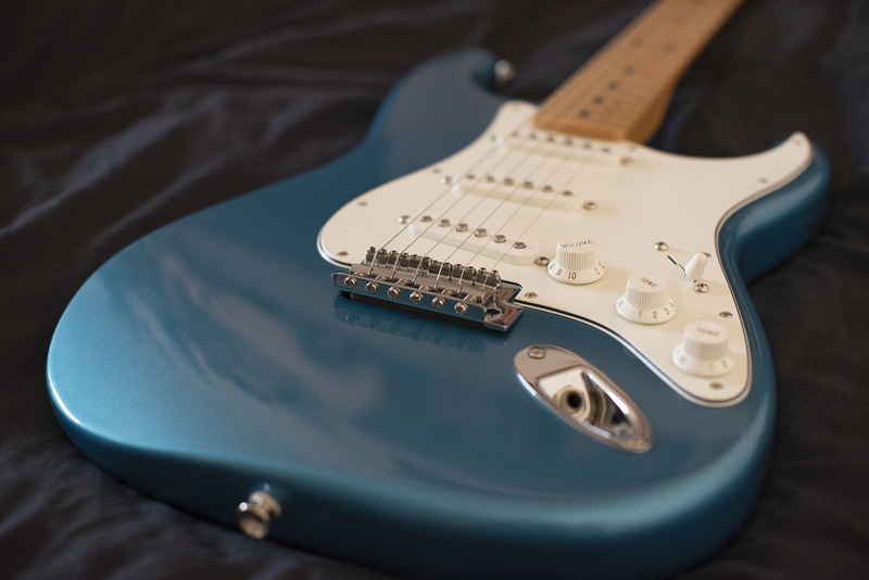 Fender Mexican Standard Stratocaster Electric guitar