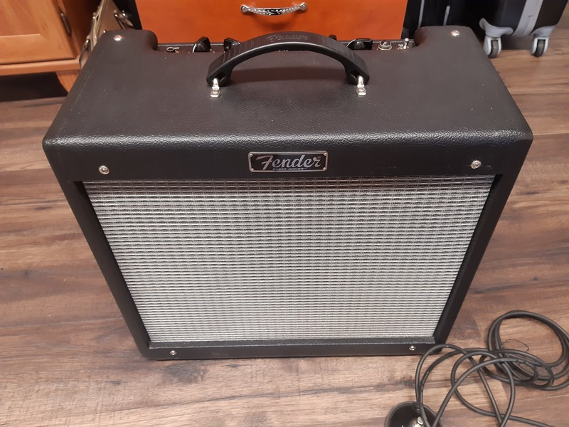 Fender Blues Junior III Gitárkombó