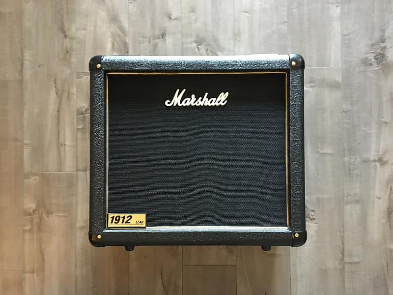 Marshall Lead series 1912 Gitárláda