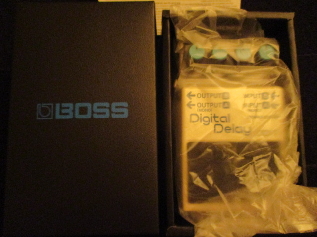 BOSS DD-7 Digital Delay Delay