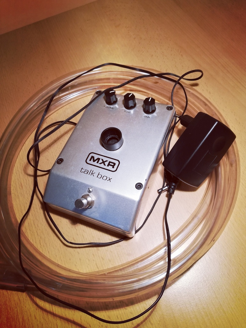 MXR M222 Talkbox