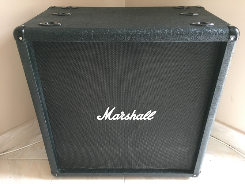 Marshall VS 412B Gitárláda