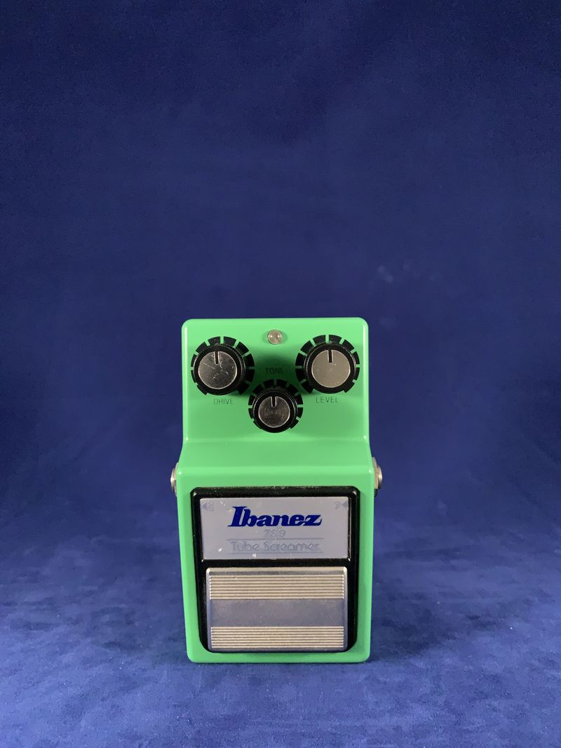 Ibanez TS9 Tube Screamer Reissue Overdrive