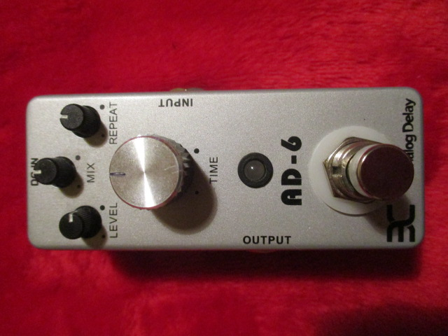 ENO Music AD-6 mini Delay