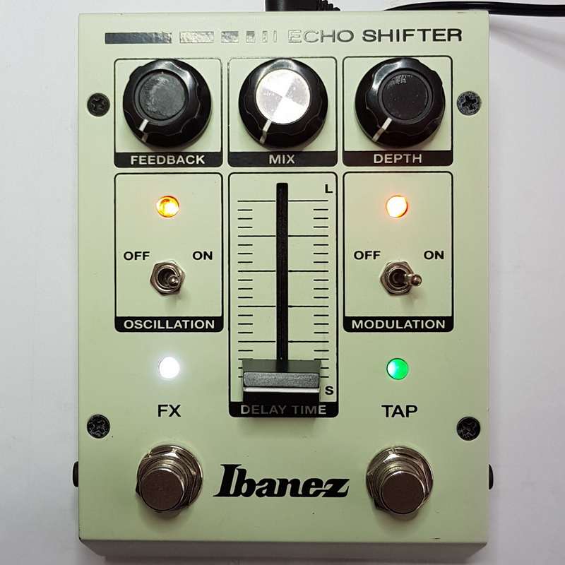 Ibanez ES-2 Echo Shifter Delay