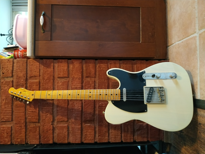 Squier Classic vibe telecaster Electric guitar