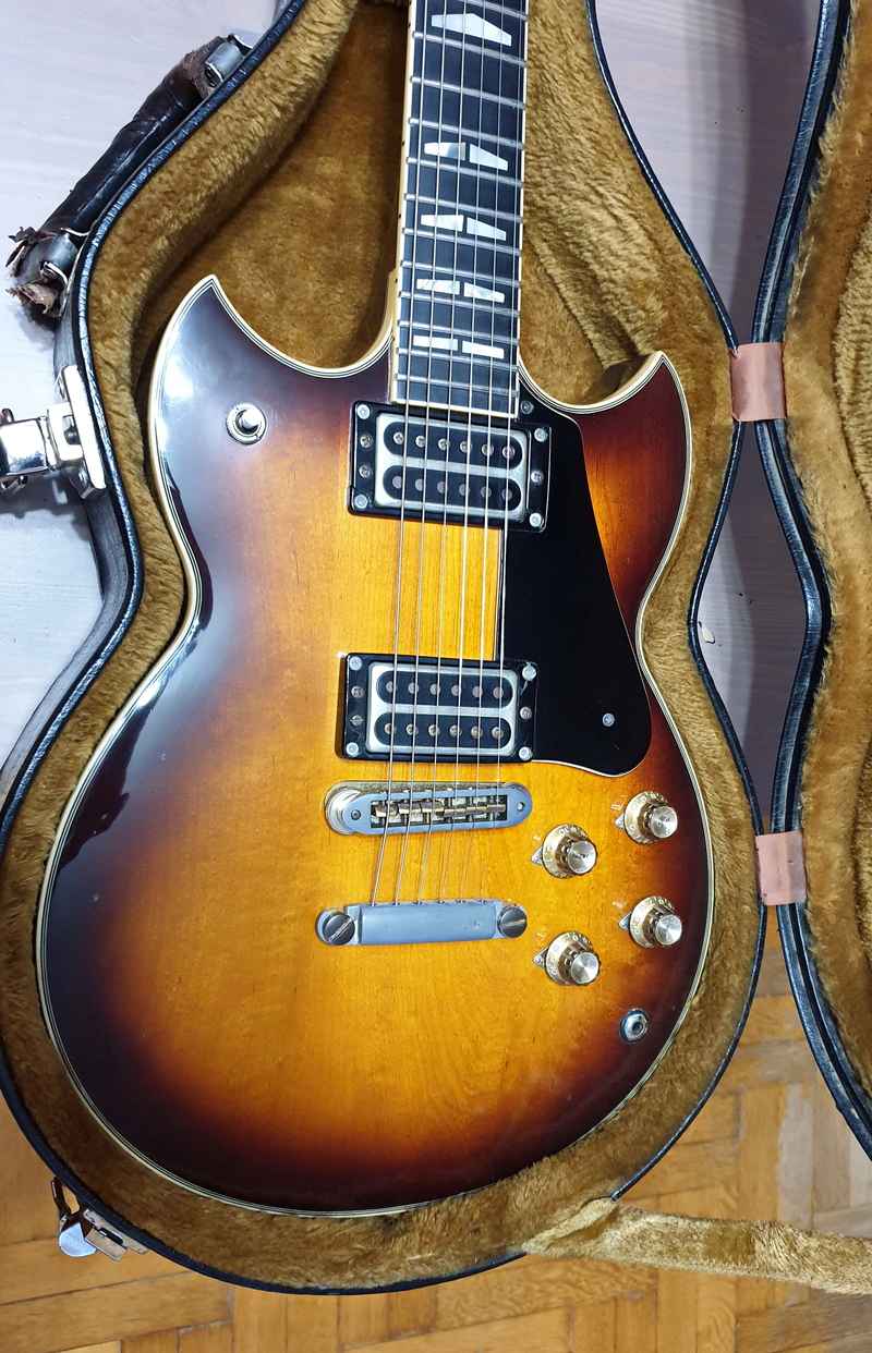 YAMAHA SG2000 CSERE IS Electric guitar