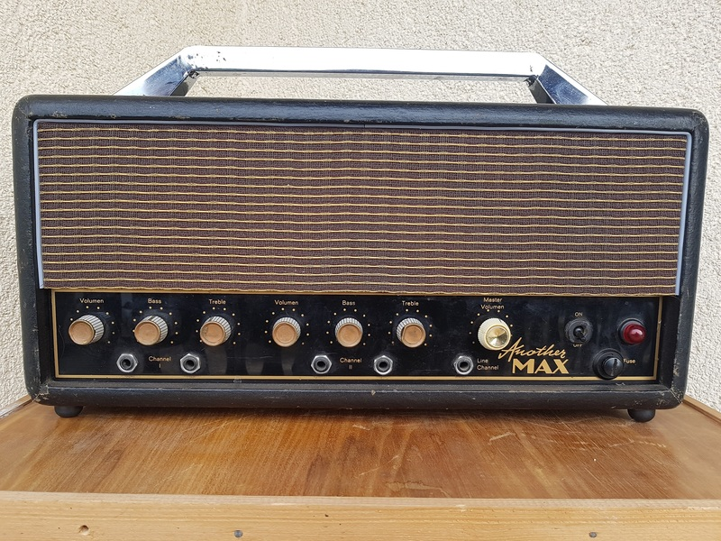 - Max Forty Guitar amplifier