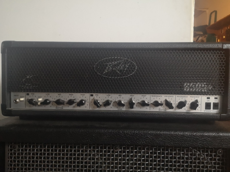 Peavey 6505 plus Guitar amplifier
