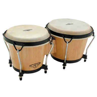 - LATIN PERCUSSION Traditional Bongos CP221-AW Dob