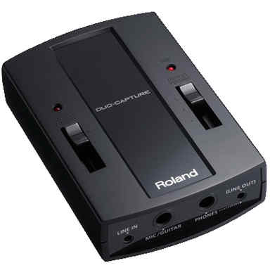 Roland Duo Capture UA-11 Audio interface