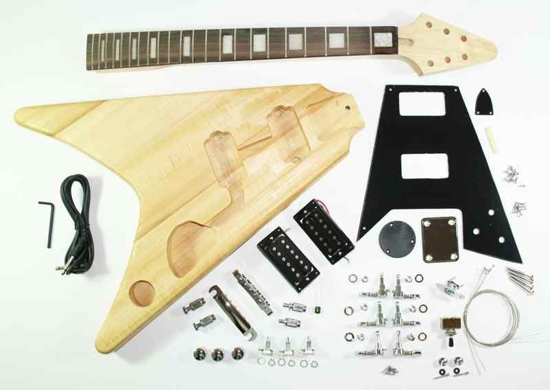 Cherrystone Flying V UG-2 DIY kit