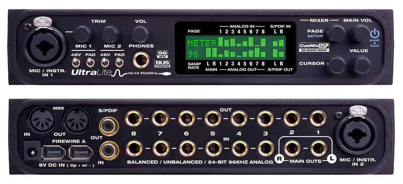 MOTU MOTU UltraLite Audio interface