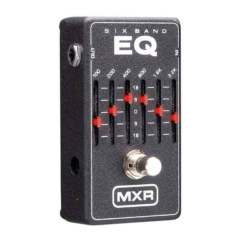 MXR M109 6 Band EQ Equalizer