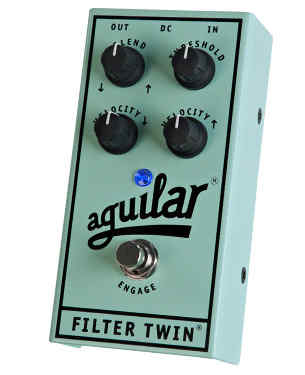 Aguilar Filter Twin Bass envelope filter