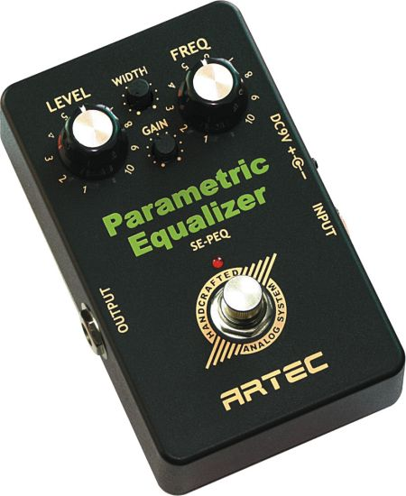 Artec Parametric EQ Equalizer