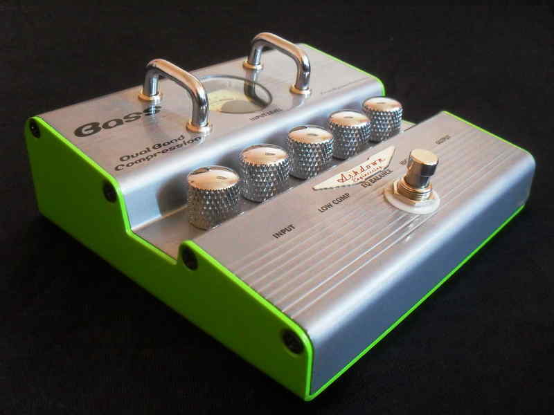 Ashdown Dual Band Compression Basszus pedál