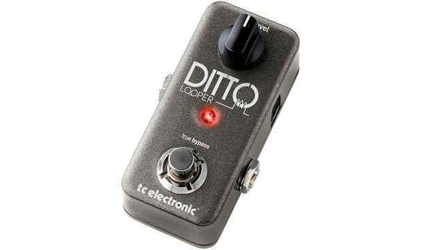 TC Electronic Ditto looper Loop station