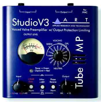 Art Studio V3 Tube MP Preamp